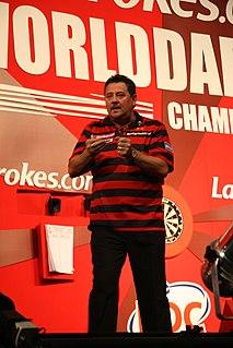 Dennis Priestley English darts player