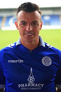 Derek Lyle Scottish footballer