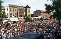Description- Crowd scene, Adams Morgan Day, Washington, D.C. (2536627254).jpg