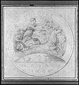 Design for a jeton or a token- Maison de la Reine 1740 MET 236631.jpg