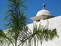 Detail of City Walls - Campeche - Yucatan Peninsula - Mexico (15511311639) (2).jpg