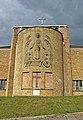 Detail on St Michael's Church - Salisbury Outskirts - geograph.org.uk - 472444.jpg