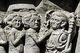 Fil:Detalle de capitel na igrexa de Gammelgarn 02.jpg