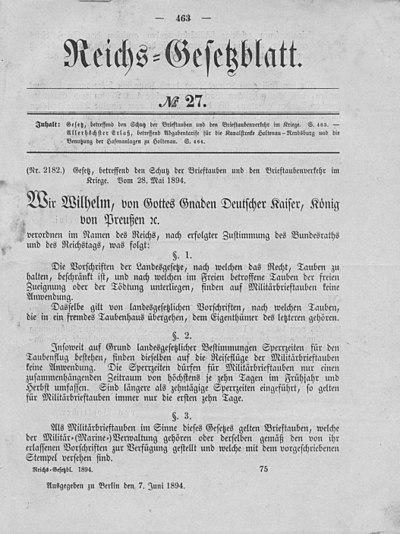 Deutsches Reichsgesetzblatt 1894 027 463