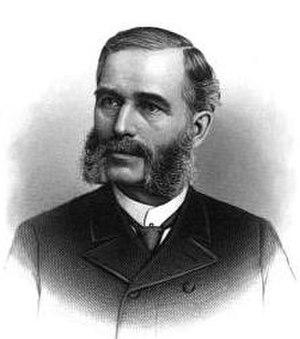 Dexter M. Ferry - Dexter M Ferry, around 1890