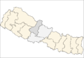 Dhawalagiri zone location.png