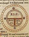 Diagrammatic T-O world map - 12th century.jpg