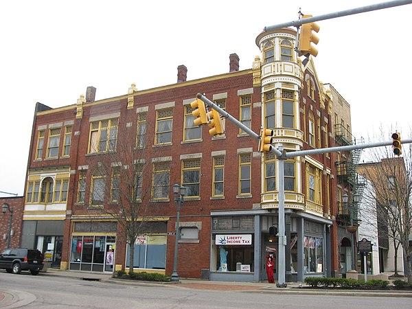 East Liverpool Ohio