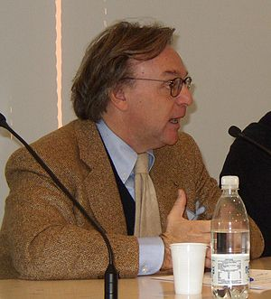 Diego Della Valle - Diego Della Valle speaking (2003)
