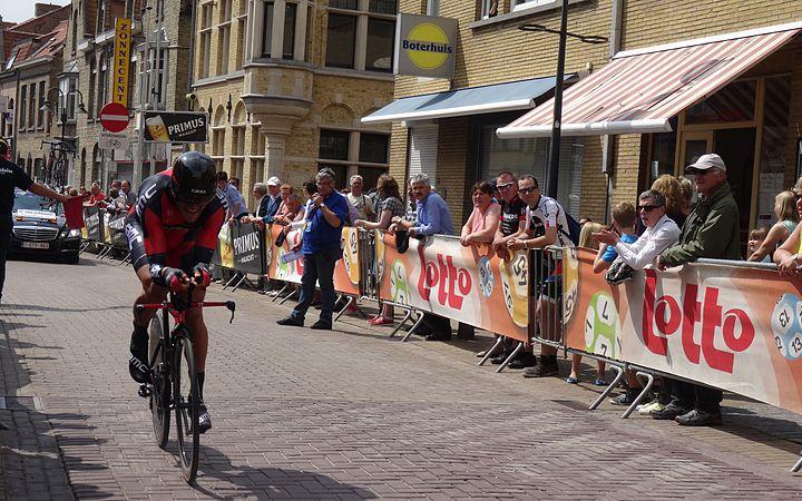 Diksmuide - Ronde van België, etappe 3, individuele tijdrit, 30 mei 2014 (B156).JPG