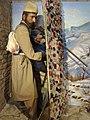 Diorama of Lurish Man Hunting - Ethnographic Museum - Falak-ol-Aflak Castle - Khorramabad - Western Iran (7423658412).jpg