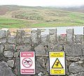 Dire Warnings - geograph.org.uk - 264707.jpg