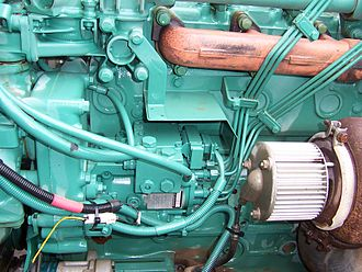 Injection pump - Distributor diesel injection pump
