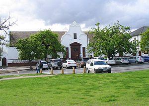 Cape Winelands District Municipality - Stellenbosch office of the Cape Winelands District Municipality