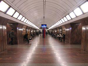 Автобус со станции метро полянка до дмитровской