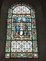 Dohem (Pas-de-Calais, Fr) église Saint-Omer vitrail 03.JPG