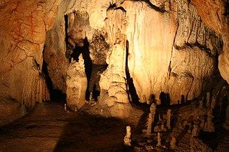 Domica Cave - Image: Domica Cave 05