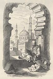 An illustration from Don Quijote, by Gustave Doré (Source: Wikimedia)