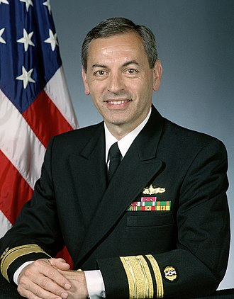 Judge Advocate General of the Navy - Image: Donald Guter