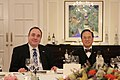 Donald Tsang, the Chief Executive of Hong Kong, hosts dinner for the First Minister of Scotland in his home. (6485704177).jpg