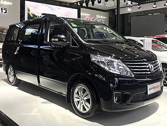 Dongfeng Fengxing CM7 - Dongfeng Fengxing F600 front
