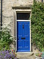 Door in Cononley 02.JPG