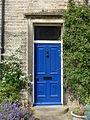 Door in Cononley 02.JPG
