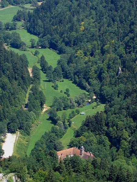 Doubs Roche Pretre Vue Consolation Abbaye 11072006