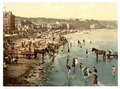Douglas, the beach, Isle of Man-LCCN2002697026.tif