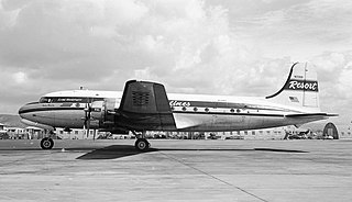 1951 Canadian Pacific Air Lines DC-4 disappearance