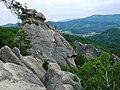 Dovbush rocks. Bubnyshche.jpg