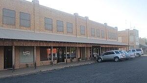 Aspermont, Texas - Image: Downtown Aspermont, TX IMG 6237