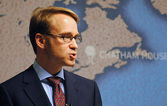 Dr Jens Weidmann, President of the Deutsche Bundesbank (7024162425).jpg