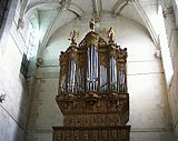 Orgel St-Louis de Dreux (Chapelle royale)