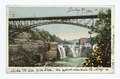 Driving Park Avenue Bridge and Falls, Rochester, N. Y (NYPL b12647398-67792).tiff