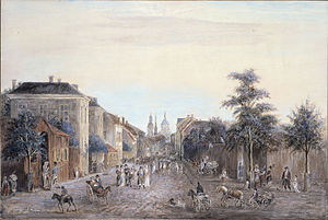 1808 in Sweden - Drottninggatan 1808