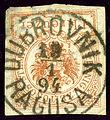 Dubrovnik 1894 Ragusa 1kr.jpg