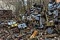 Duga radar system- wreckage of electronic devices (37885983114).jpg