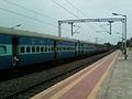 Durg-VSKP Passenger at Simhachalam 03.jpg
