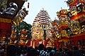 Durga Puja Pandal - Tridhara Sammilani - Manohar Pukur Road - Kolkata 2014-10-02 9021.JPG