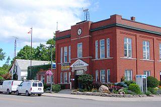 Dutton/Dunwich Municipality in Ontario, Canada