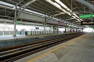 Punnawithi BTS station