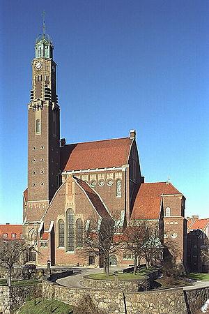 Engelbrekt Church - Image: ENGELBREKTSKYRKAN RAA