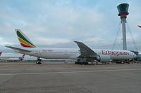 ET-APX - B77W - Ethiopian Airlines