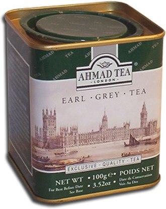 Ahmad Tea - Earl Grey Ahmad Tea