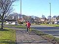 Earsdon roundabout - geograph.org.uk - 1735164.jpg
