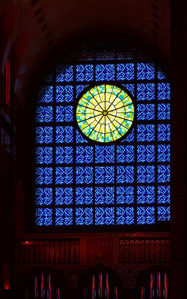 File:East facade window - Basilica of Aparecida - Aparecida 2014.jpg