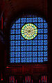 East facade window - Basilica of Aparecida - Aparecida 2014.jpg