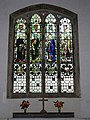 East window, St Guthlac's Church, Stathern - geograph.org.uk - 592800.jpg