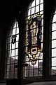 East window, St Mary's, Winterbourne Abbas.jpg
